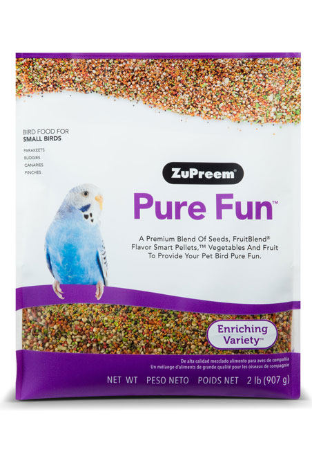 Zupreem Pure Fun Small Birds : image 1