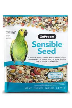 Zupreem Sensible Seed Large Birds : image 1