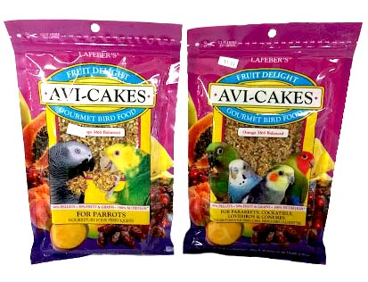 Lafeber´s Fruit Delight AVI-Cakes