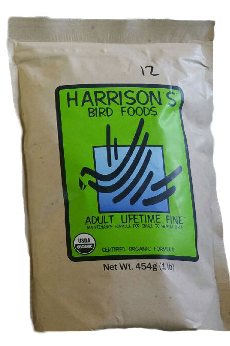 Harrison Bird Food Fine 1lb