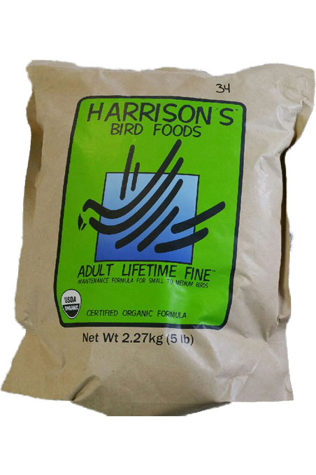 Harrison Bird Food Fine 5lb