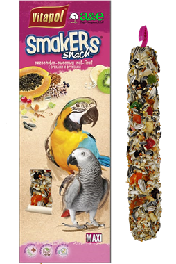Treat Stick Parrot Fruit Maxi Twin Pack : image 1