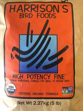 High Potency Fine 5lb : image 1