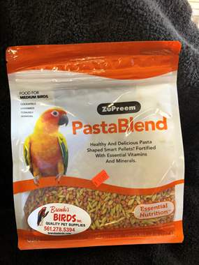 Pasta Blend for MD Birds : image 1