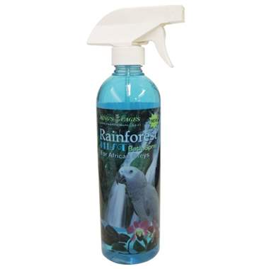 Rainforest Mist Bath Spray African Grey Amazon : image 1